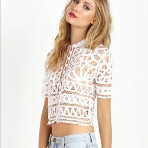 Stone Cold Fox Carolina Top
